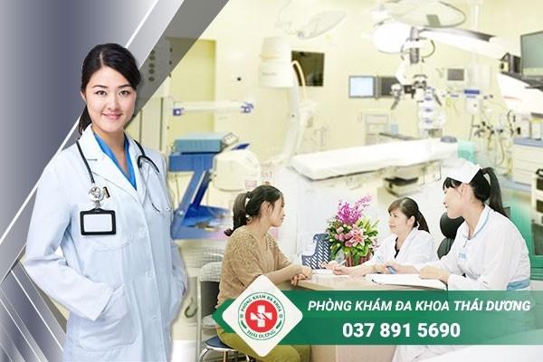 Phòng khám Thái Dương – Địa chỉ chữa đau bụng kinh uy tín tại Đồng Nai