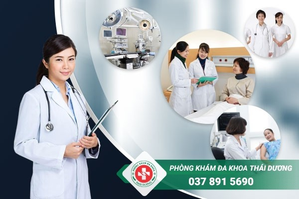 Khám chữa u xở tử cung hiệu quả, chi phí hợp lý tại Phòng khám Thái Dương