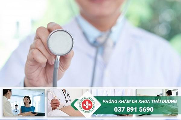 Phòng khám Thái Dương - Địa chỉ chữa bệnh viêm cổ tử cung uy tín tại Đồng Nai