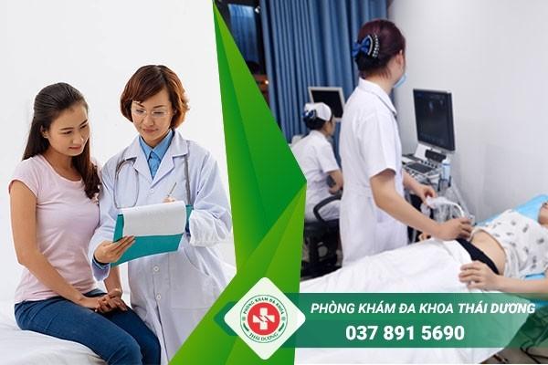 Điều trị viêm nội mạc tử cung hiệu quả tại Phòng khám đa khoa Thái Dương