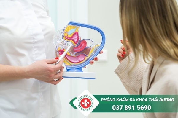 Viêm phụ khoa ảnh hưởng trực tiếp đến sức khỏe sinh sản của chị em