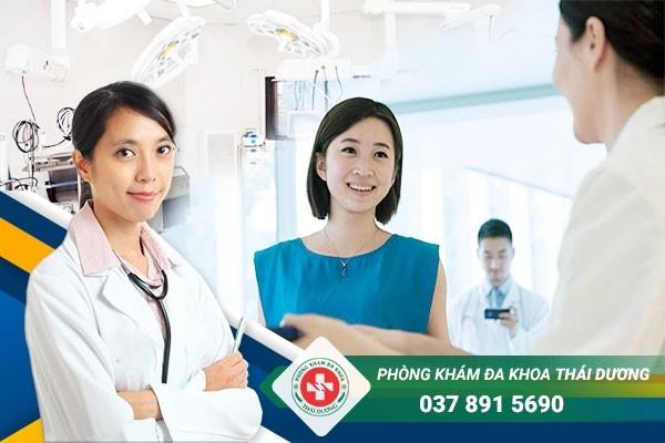 Chữa trị viêm tử cung hiệu quả với chi phí hợp lý tại Đa khoa Thái Dương Biên Hòa