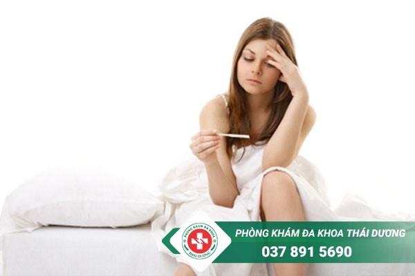 Viêm buồng trứng là nguyên nhân gây vô sinh ở nữ giới
