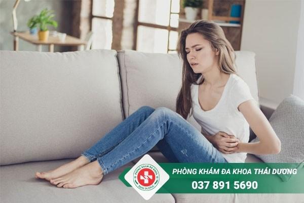 Đau bụng kinh có thể là dấu hiệu cảnh báo chị em đang mắc bệnh phụ khoa nguy hiểm