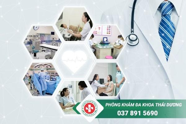 Phòng khám Thái Dương - Địa chỉ chữa trị bệnh u xơ tử cung ở Đồng Nai hiệu quả