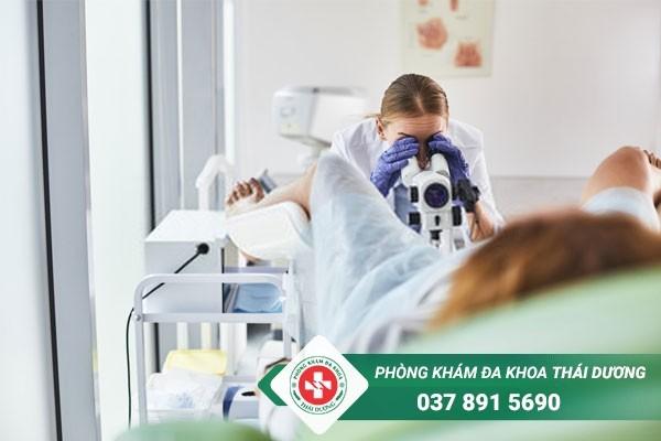 Quy trình soi cổ tử cung đảm bảo chính xác khi thực hiện ở cơ sở y tế uy tín