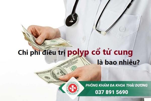 Chi phí chữa trị bệnh polyp cổ tử cung ở Biên Hòa là bao nhiêu?
