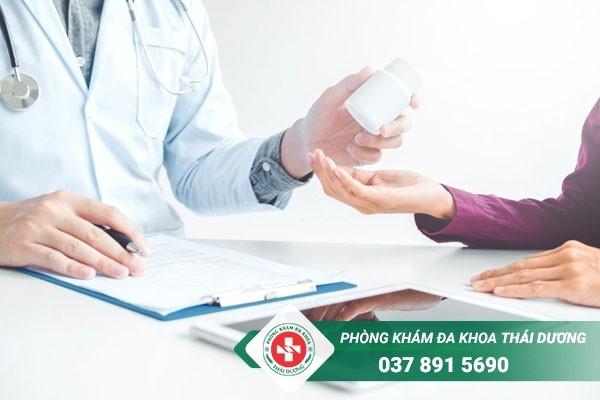 Điều trị viêm lộ tuyến cổ tử cung bằng thuốc áp dụng cho tình trạng bệnh nhẹ
