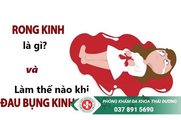 Địa chỉ chữa trị bệnh rong kinh ở Biên Hòa uy tín và hiệu quả