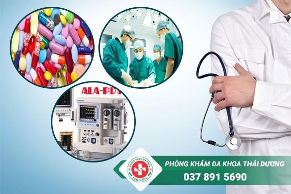 địa chỉ chữa trị bệnh viêm bao quy đầu ở Đồng Nai