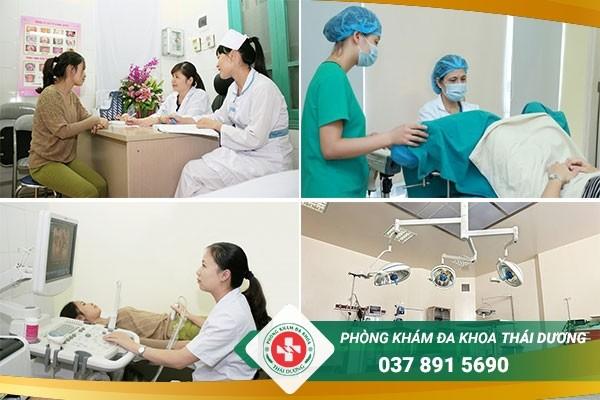 Hút thai an toàn, chi phí hợp lý tại Phòng khám Thái Dương Biên Hòa
