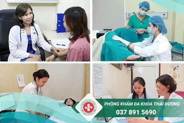Hút thai an toàn, chi phí hợp lý tại Phòng khám Thái Dương