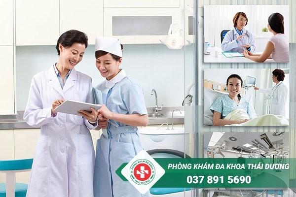 Phá thai an toàn, chi phí hợp lý tại Phòng khám Thái Dương Biên Hòa