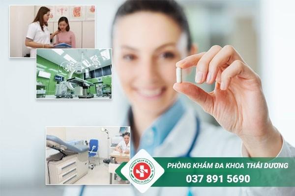 Phá thai bằng thuốc an toàn tại Phòng khám đa khoa Thái Dương
