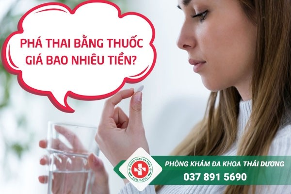 Phá thai bằng thuốc giá bao nhiêu tiền | Phòng khám Thái Dương - Biên Hòa