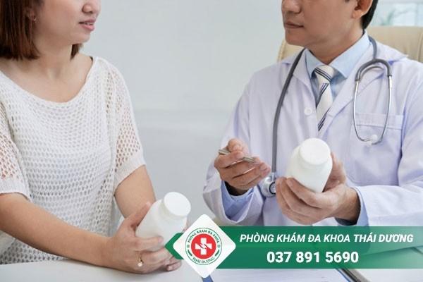 Để phá thai bằng thuốc an toàn chị em nên thực hiện tại cơ sở y tế chuyên khoa uy tín