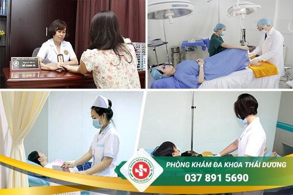 Phòng khám Thái Dương Biên Hòa – Địa chỉ phá thai an toàn, chi phí hợp lý