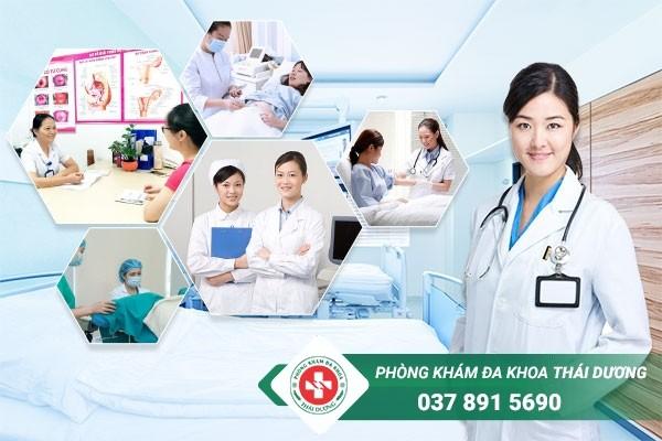 Phá thai an toàn tại Phòng khám Thái Dương Biên Hòa