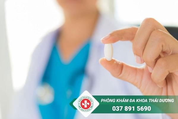 Phá thai bằng thuốc là phương pháp đình chỉ thai áp dụng cho thai dưới 7 tuần tuổi