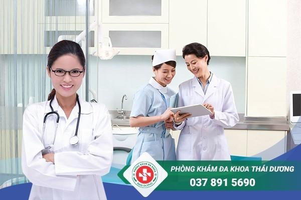 Đặt và tháo vòng tránh thai an toàn tại Phòng khám Thái Dương