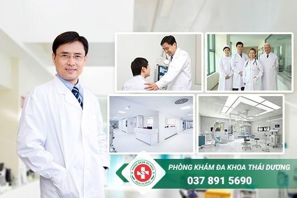 Khám chữa bệnh nam khoa hiệu quả tại Phòng khám Thái Dương Biên Hòa