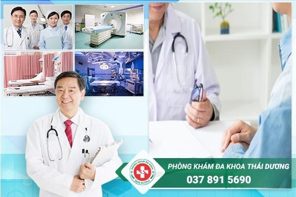 Điều trị ngứa vùng kín hiệu quả tại Phòng khám Thái Dương Biên Hòa