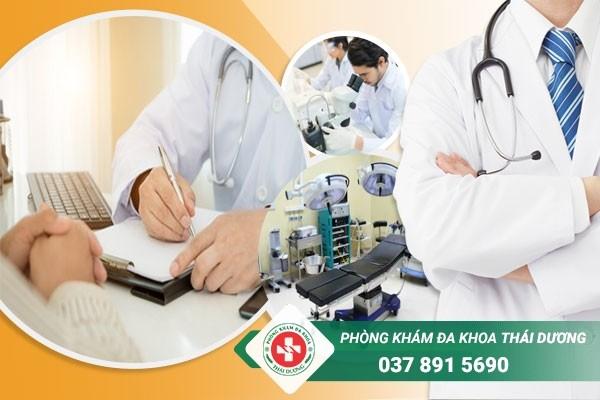 Phòng khám Thái Dương Biên Hòa là Phòng khám nam khoa ở Đồng Nai có bác sĩ giỏi