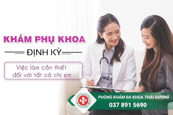 Khám phụ khoa là việc làm cần thiết đối với tất cả các chị em phụ nữ