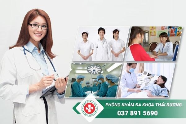 Phòng khám phụ khoa ở Biên Hòa - Đồng Nai có bác sĩ giỏi