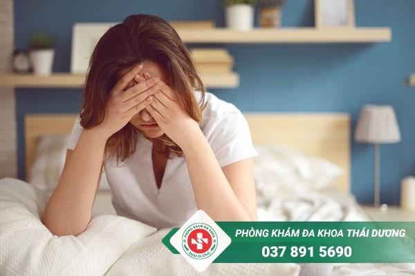 Trễ kinh do mắc bệnh phụ khoa sẽ gây ra nhiều ảnh hưởng xấu cho chị em
